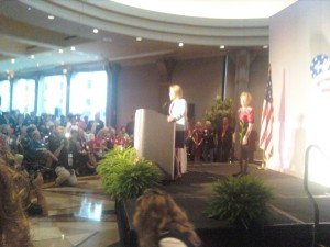 Laura Ingraham speaks at Republican Coalition for Life event